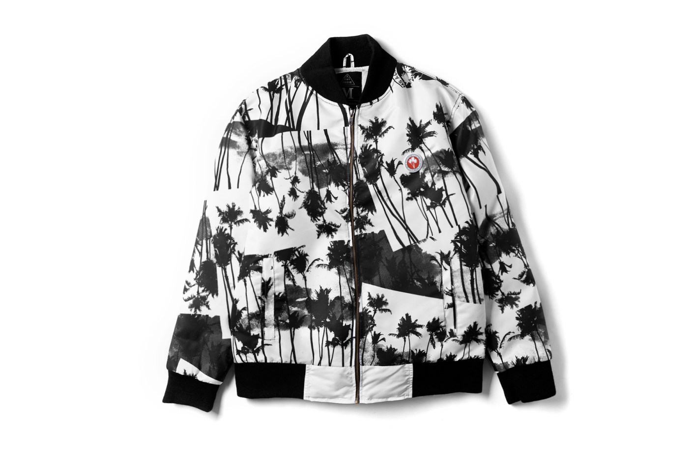 Image of A Cut Above 2014 Spring/Summer Palm Print Jackets