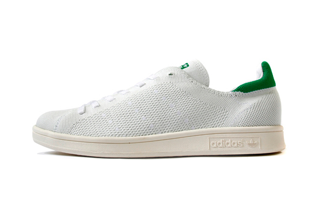 Image of A First Look at the adidas Originals Stan Smith Primeknit