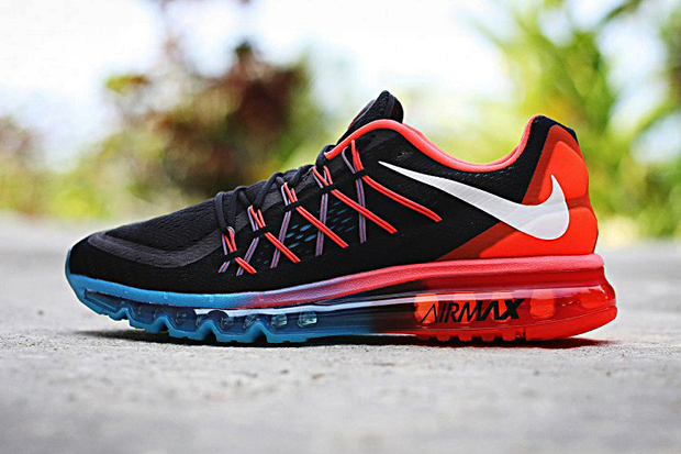 Image of A First Look at the Nike Air Max 2015