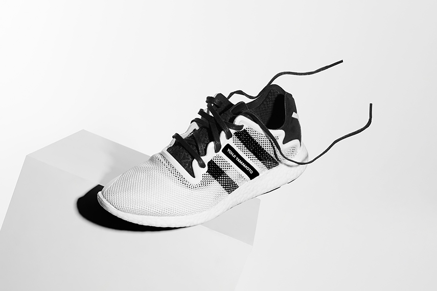 Image of A First Look at the Y-3 Yohji Boost