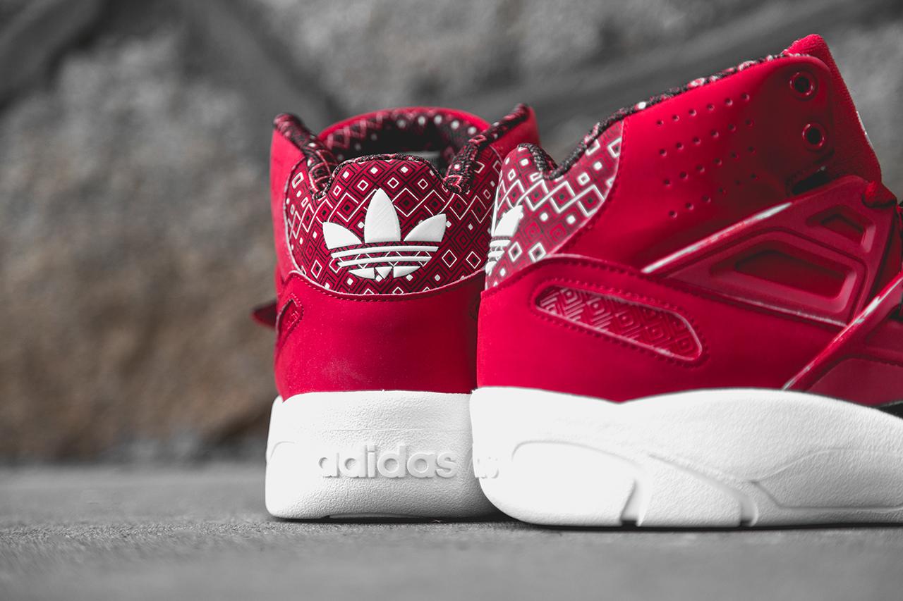 "Image of  adidas Mutombo TR Block ""Scarlet"""