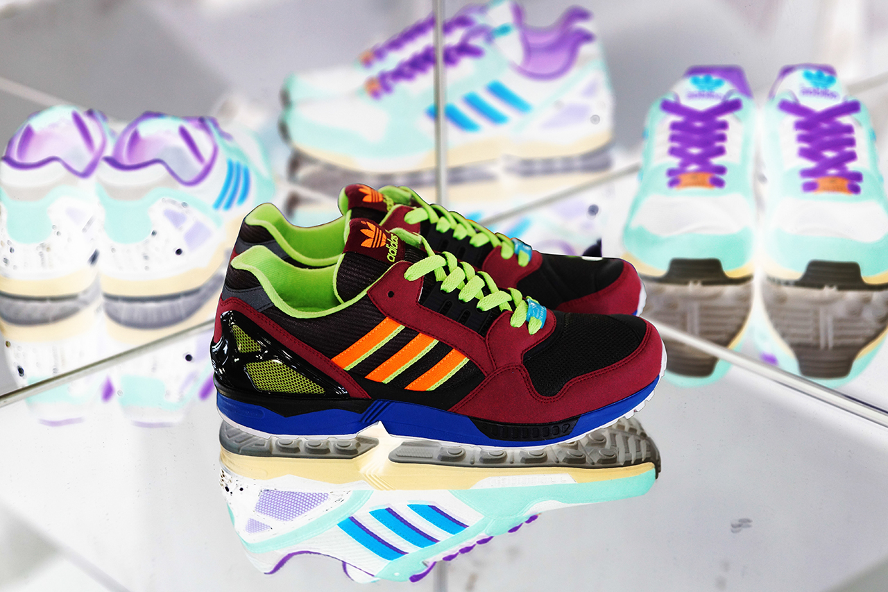 "Image of adidas Originals 2014 Spring/Summer ZX ""25th Anniversary"" Pack"