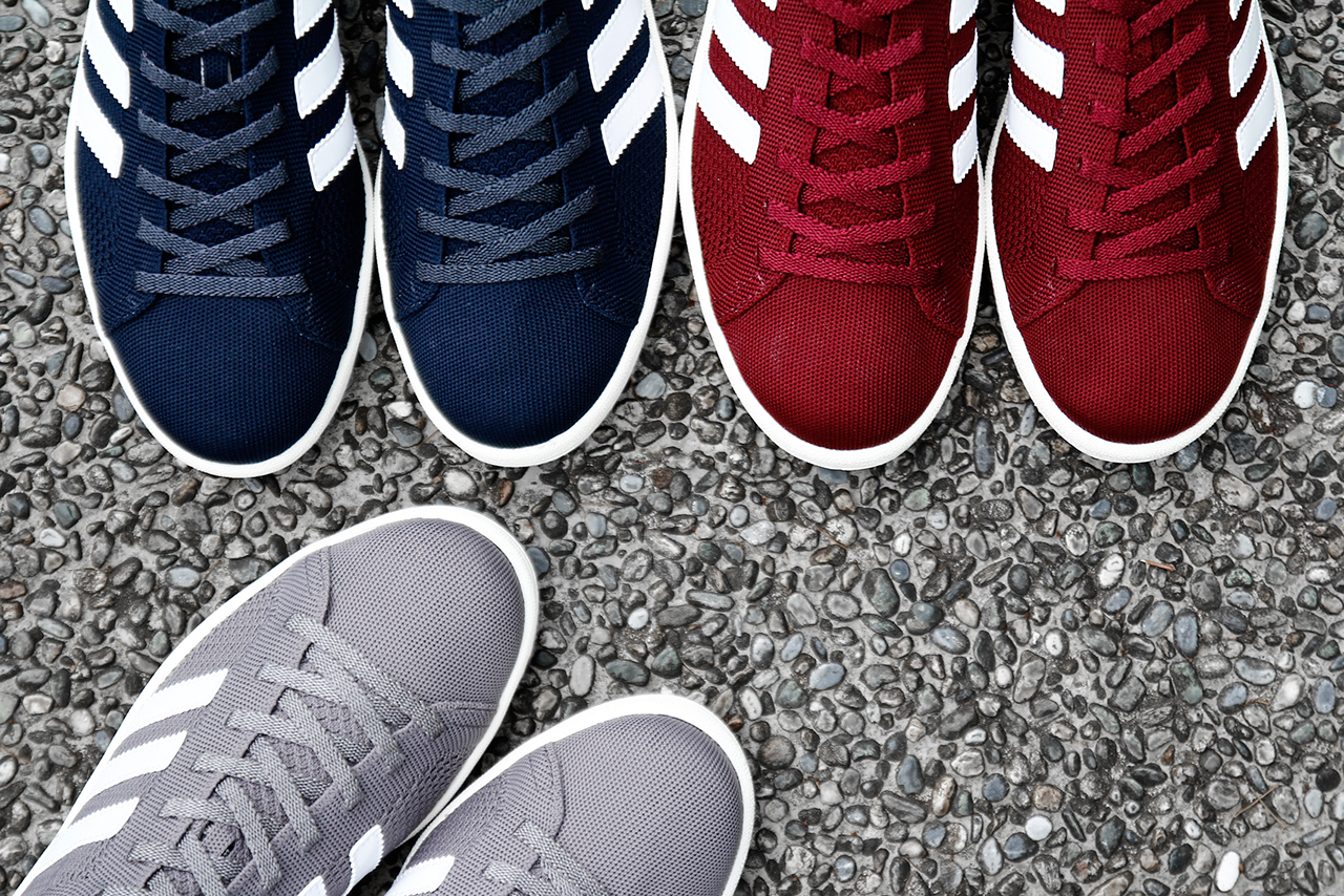 Image of A Closer Look at the adidas Originals Primeknit Campus 80s