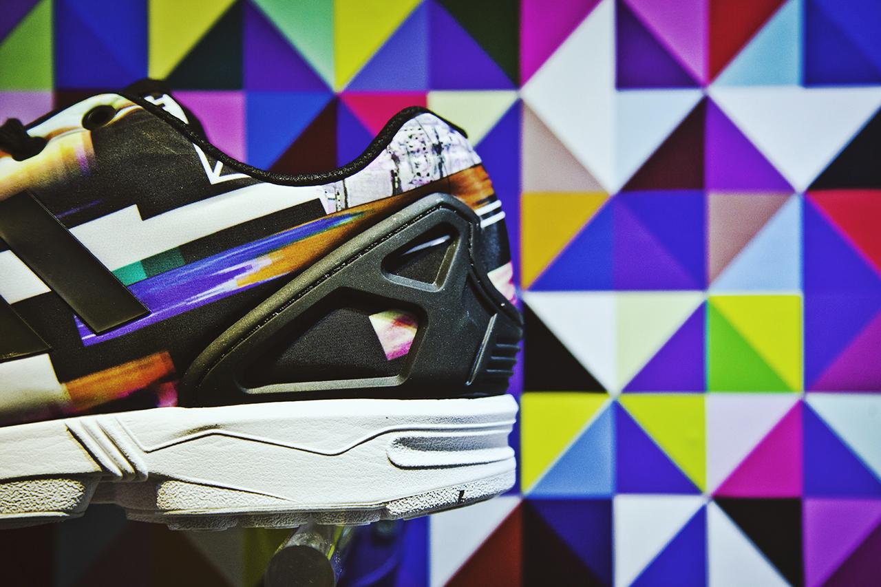 Image of adidas Originals #ZXFLUX LAB Pop-Up Store
