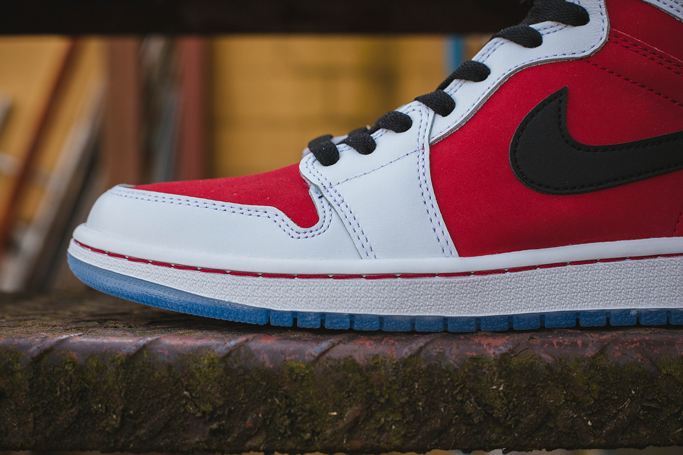 "Image of Air Jordan 1 Retro Hi OG ""Carmine"""