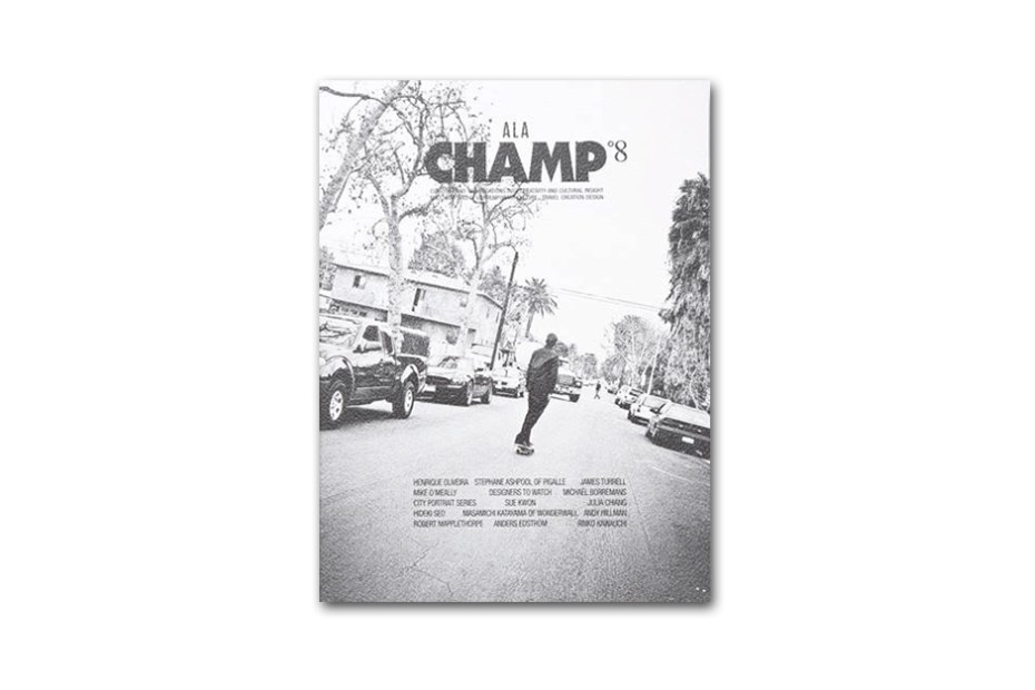 Image of Ala Champ Magazine Issue 8