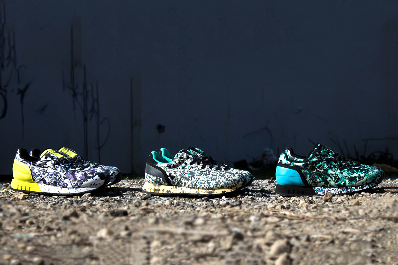 Image of Andrea Pompilio x Onitsuka Tiger 2014 Spring/Summer Footwear Collection
