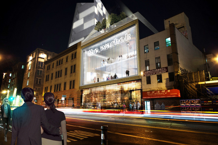 Image of Andy Warhol Museum to Open in New York