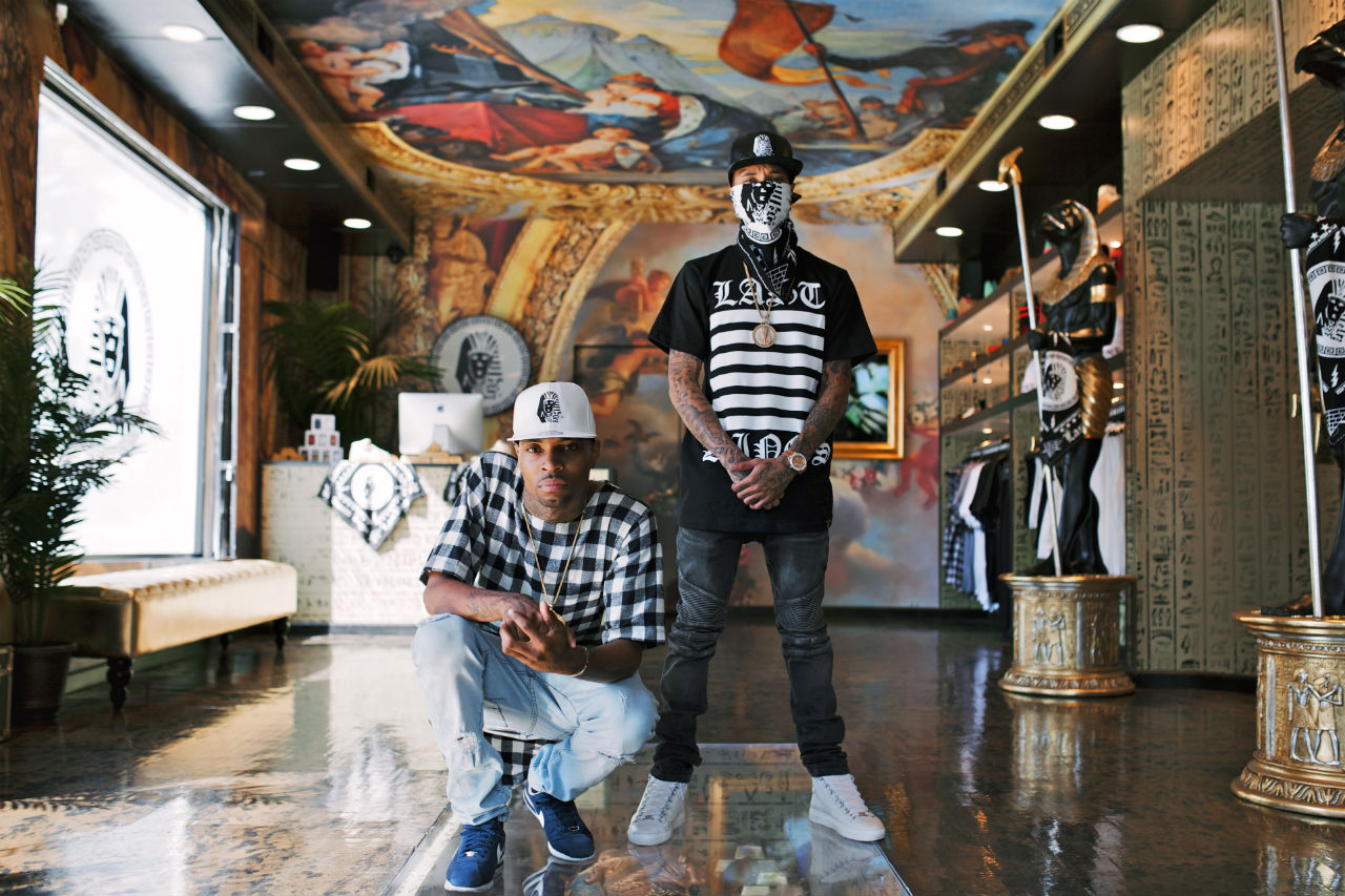 Image of #AROUNDTOWN featuring Tyga