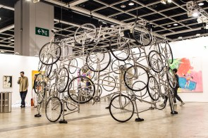 art basel hong kong 2014 and its effects on chinas growing art scene
