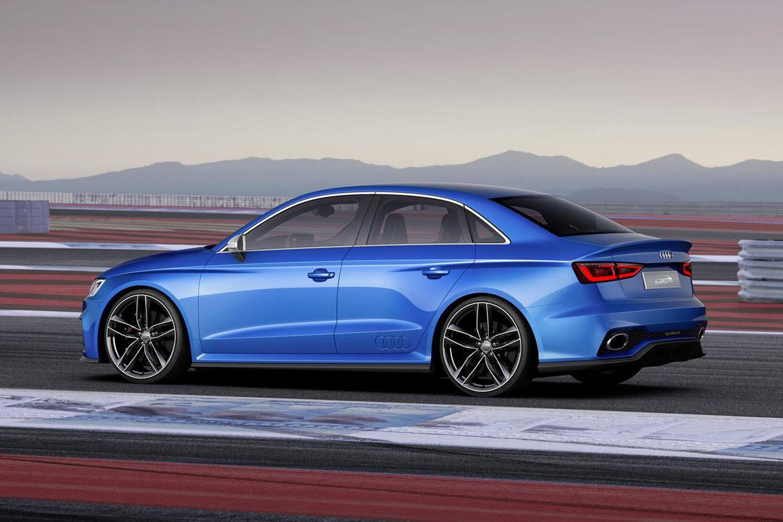 Image of Audi A3 Clubsport Quattro Concept