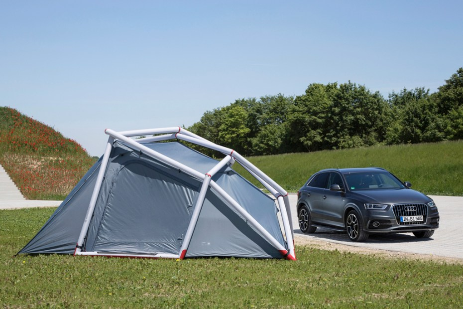 Image of Audi Q3 Camping Tent by Heimplanet