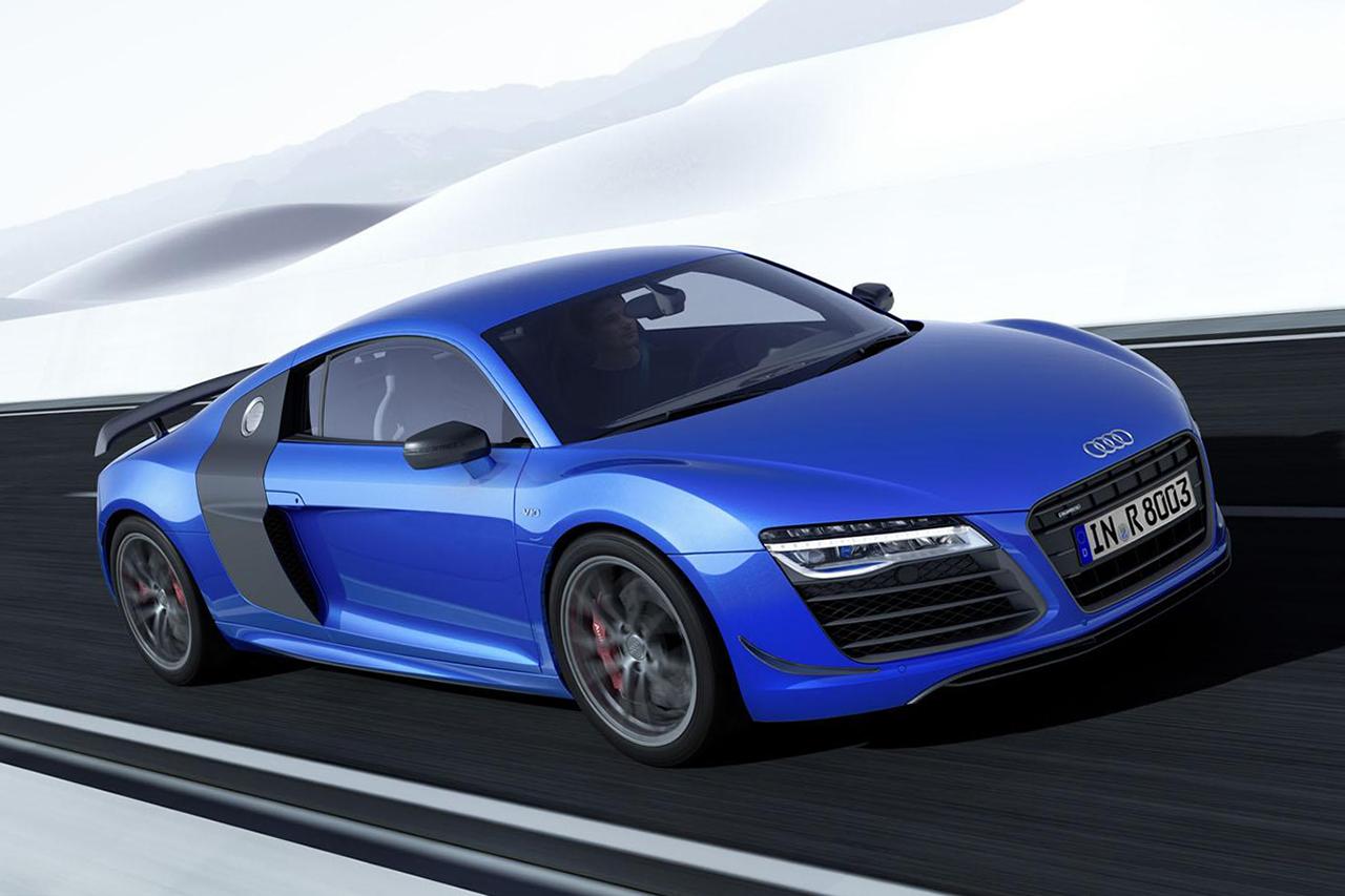 Image of Audi R8 LMX