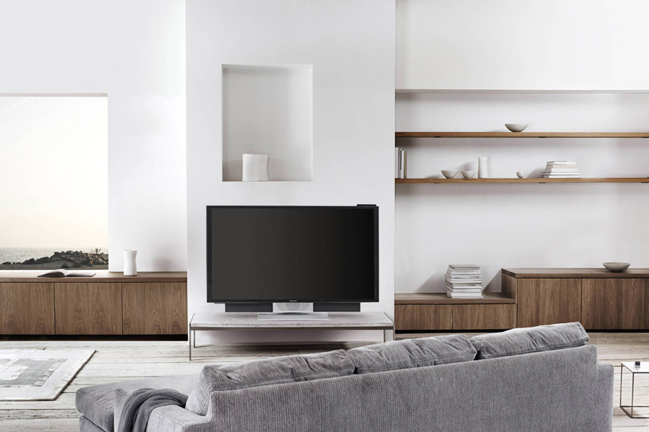 Image of Bang & Olufsen Unveils its BeoVision Avant Television