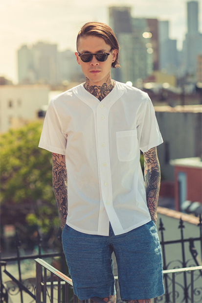 Image of BBC Black & Bee Line 2014 Spring/Summer Lookbook