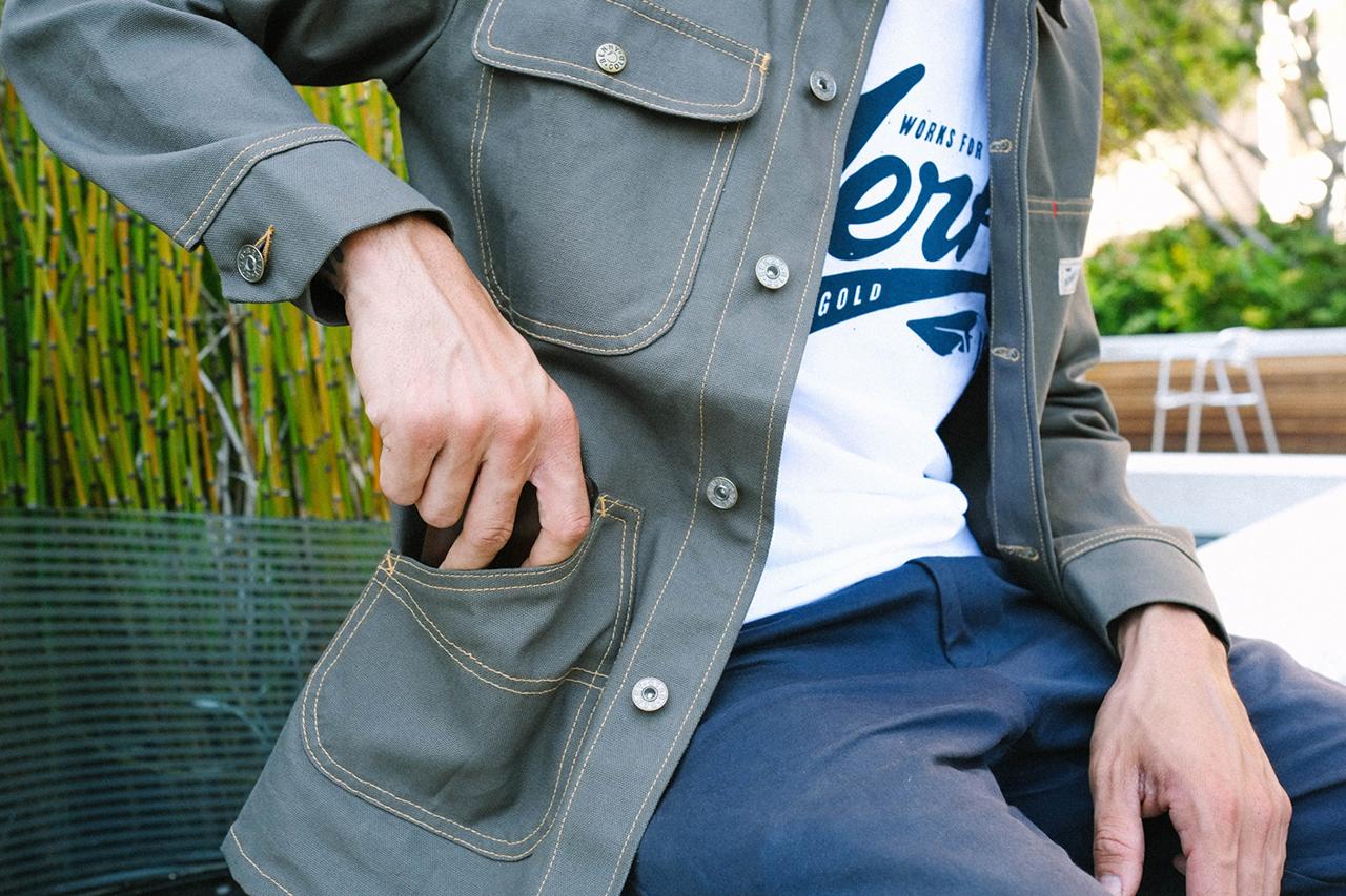 Image of Benny Gold 2014 Summer Chore Coat
