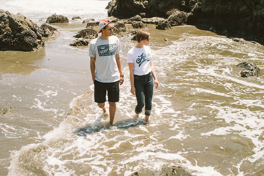 "Image of Benny Gold 2014 Summer ""Duboce"" Lookbook"