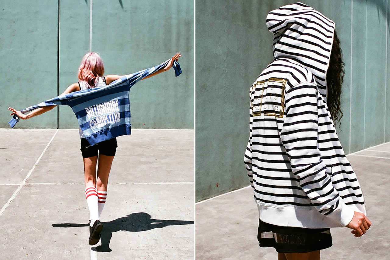 "Image of Billionaire Boys Club Spring/Summer 2014 ""GIRL"" Editorial"