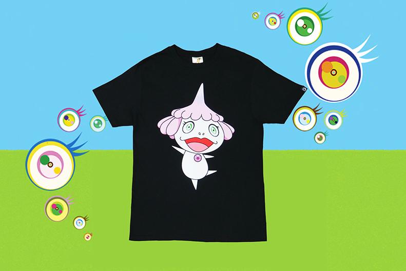 Image of Billionaire Boys Club x Takashi Murakami 'JELLYFISH EYES' Screening & T-Shirt
