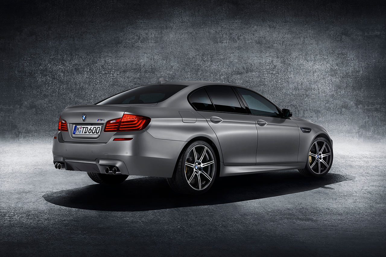 "Image of BMW M5 ""30 Jahre M5"" Special Edition"
