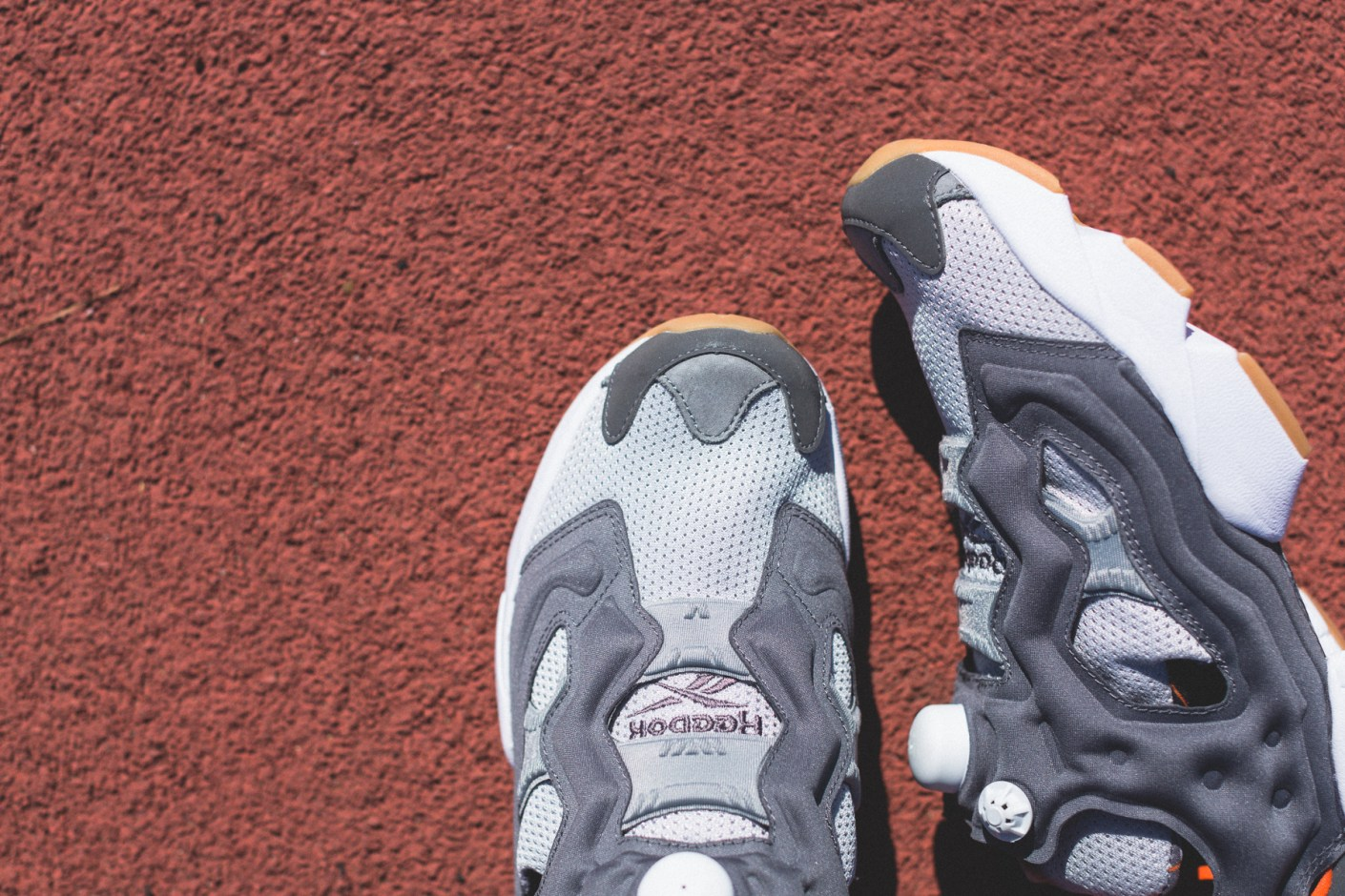 Image of Burn Rubber x Reebok Instapump Fury 20th Anniversary