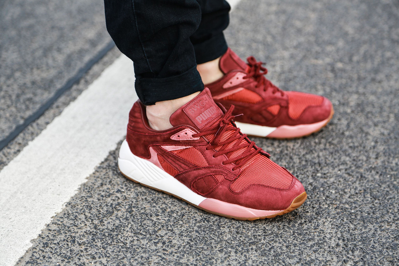 Reebok Schuhe Brooklyn We Go Hard X Puma | Collab | Glue Store