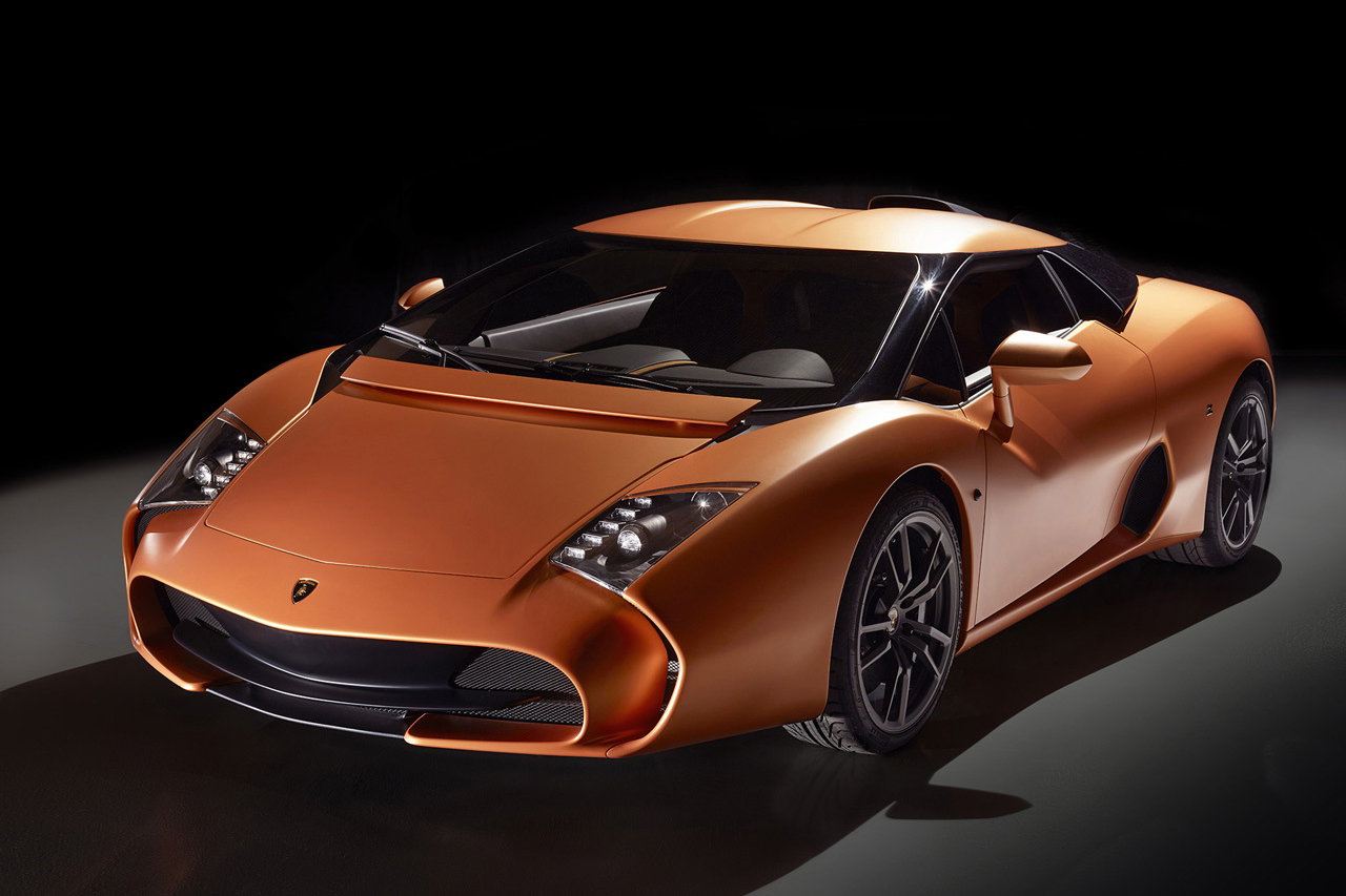 Image of Check out the Lamborghini 5-95 by Zagato