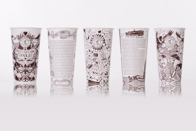Image of Chipotle Cups to Feature Essays from Toni Morrison, Jonathan Safran Foer and More