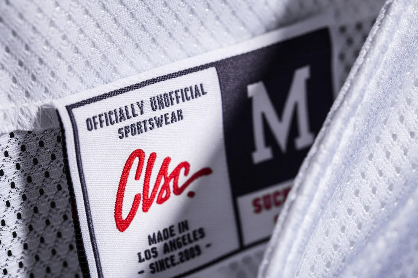 Image of CLSC 2014 Spring/Summer Baseball Jerseys