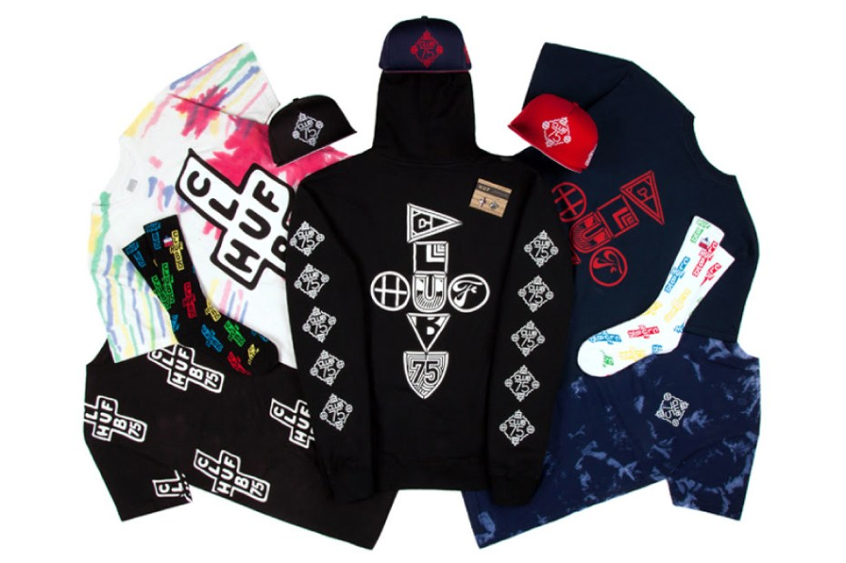Image of Club 75 x HUF 2014 Summer Collection