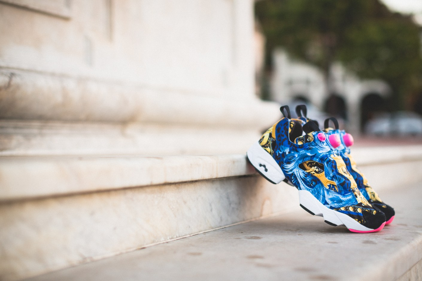 Image of Concepts x Reebok Instapump Fury 20th Anniversary