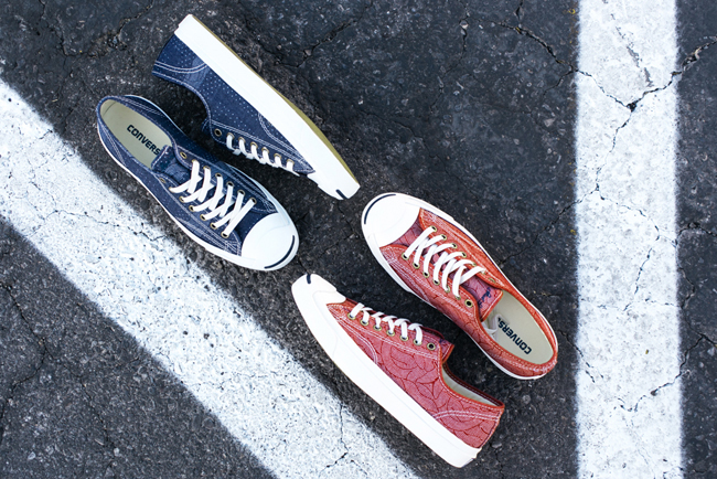 "Image of Converse 2014 Jack Purcell ""Pocket Square"" Collection"