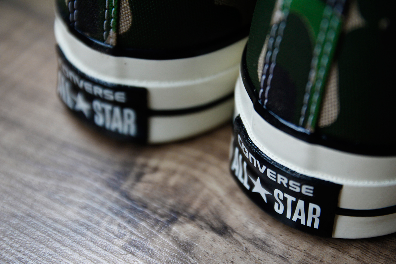 "Image of Converse Chuck Taylor All Star 1970s ""Camo"""