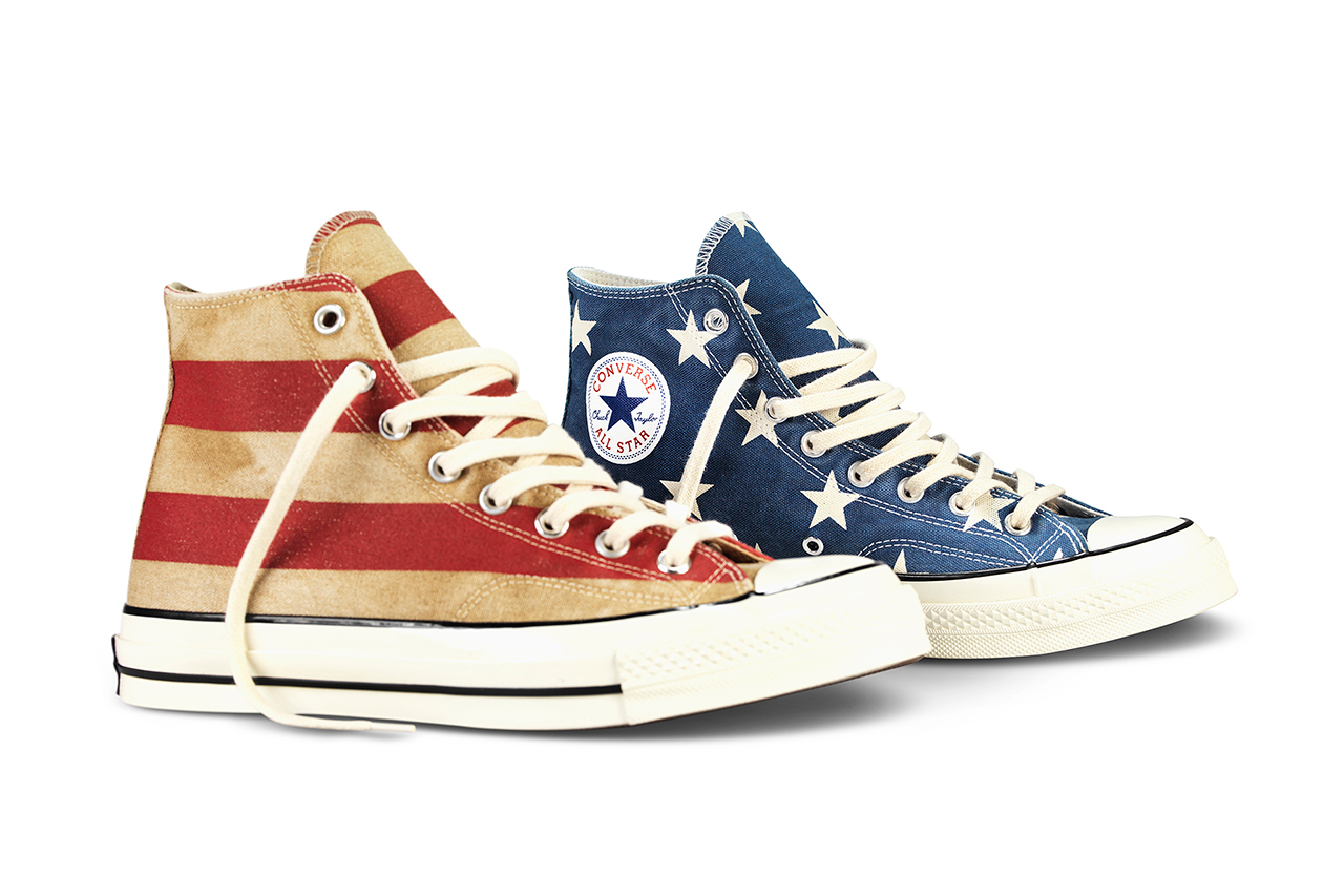 "Image of Converse Chuck Taylor All Star 70s ""Vintage Flag"""
