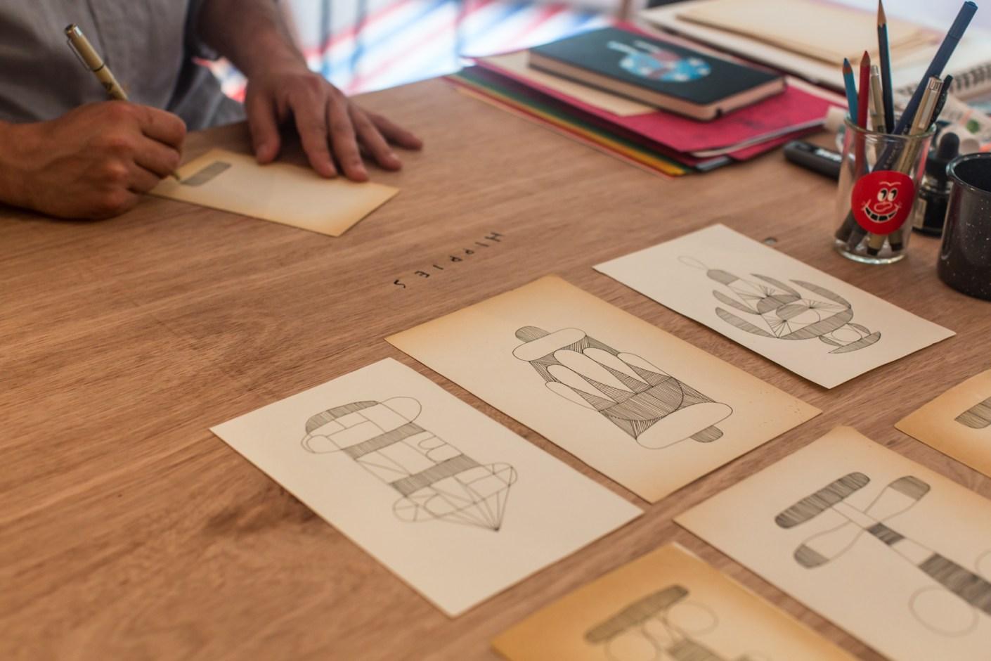 """Image of Converse """"Open Studio"""" Exhibition @ The Space Hong Kong Recap"""