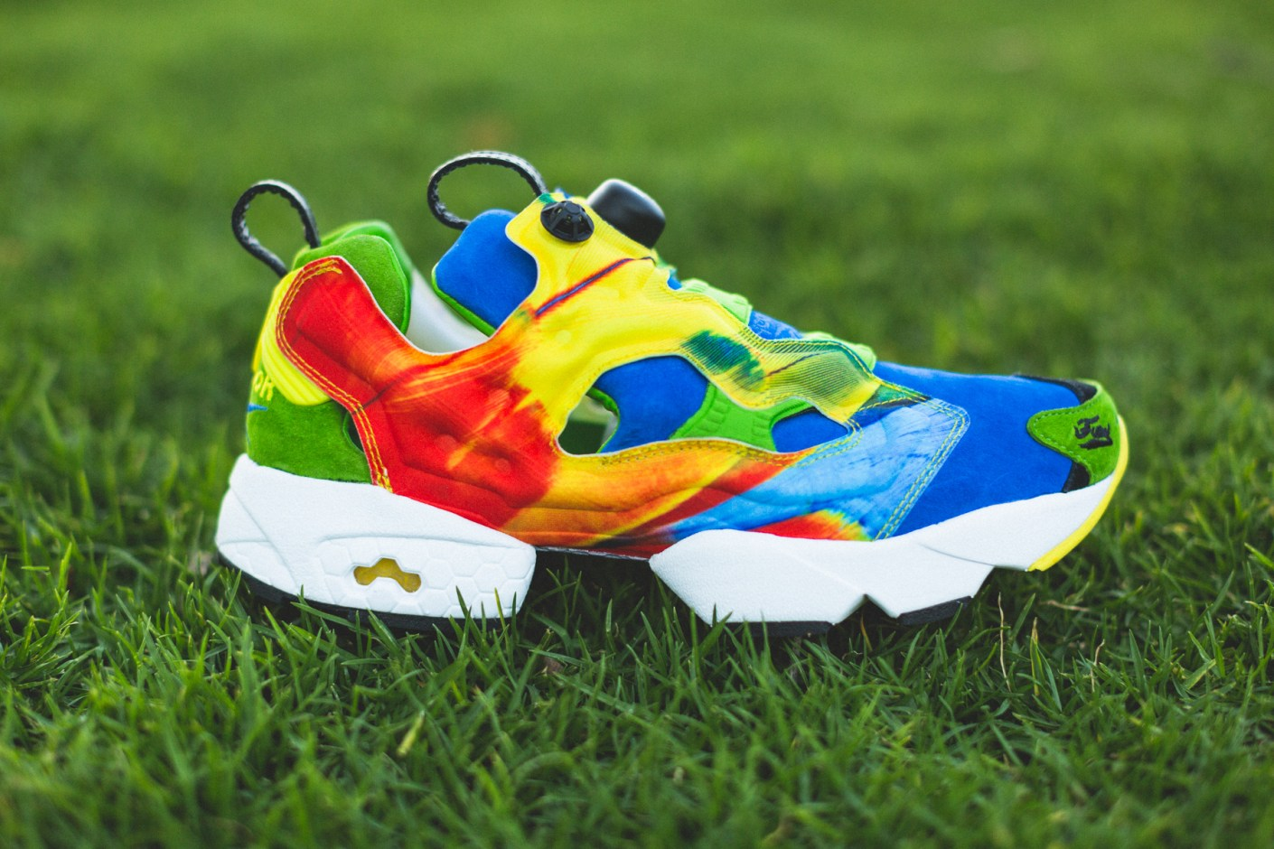 Image of Crooked Tongues x Reebok Instapump Fury 20th Anniversary