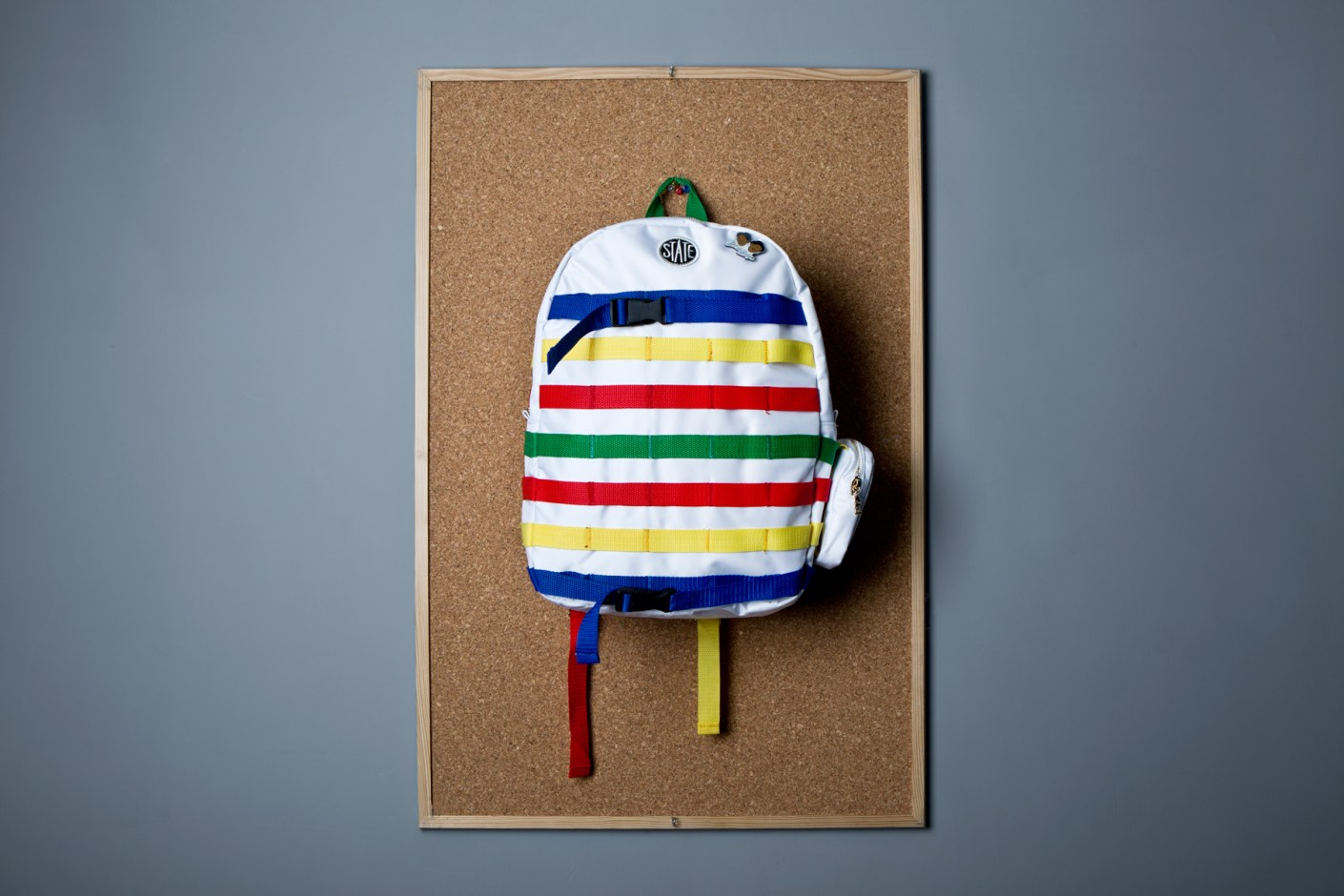 Image of Dee and Ricky 2014 Spring/Summer Backpacks