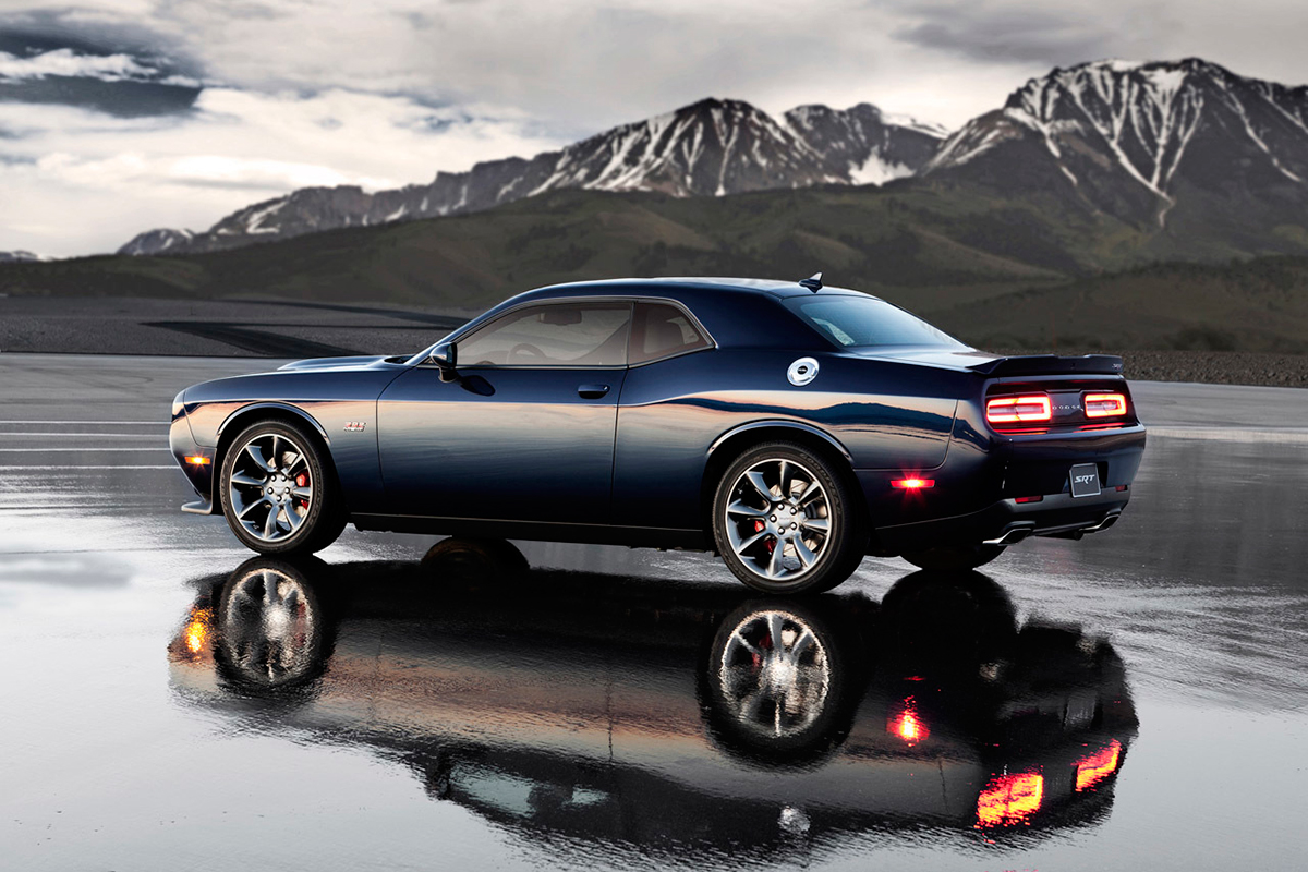 Image of Dodge Unveils the 2015 Challenger SRT Hellcat