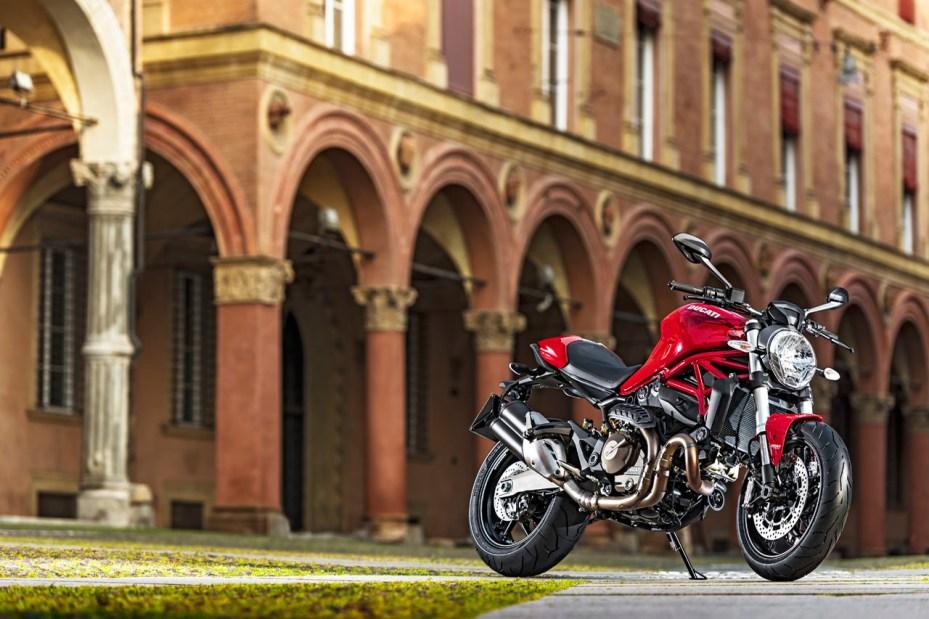 Image of Ducati Monster 821