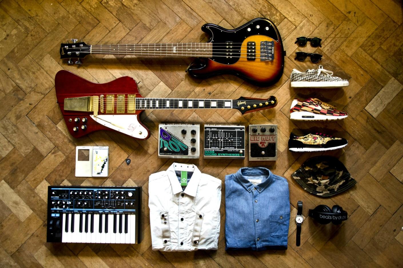 Image of Essentials: Amir Amor of Rudimental