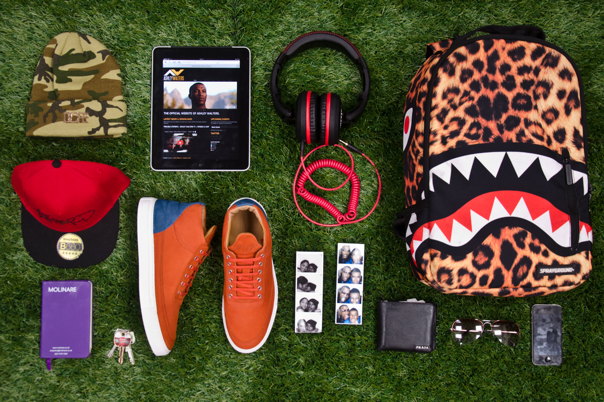 Image of Essentials: Ashley Walters