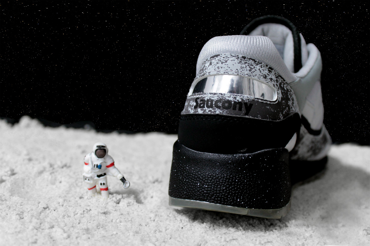 "Image of Extra Butter x Saucony Shadow 6000 ""Moon Walker"""