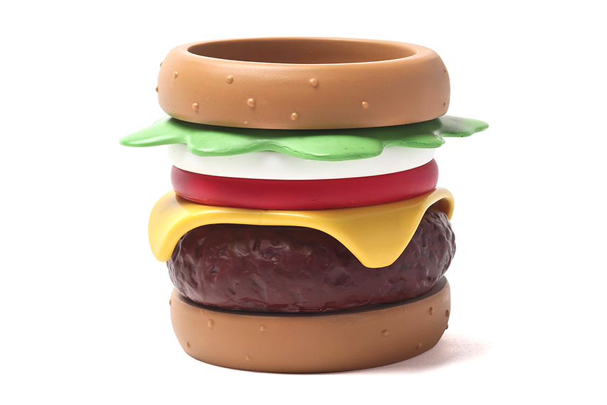 Image of FACETASM Burger Bangle