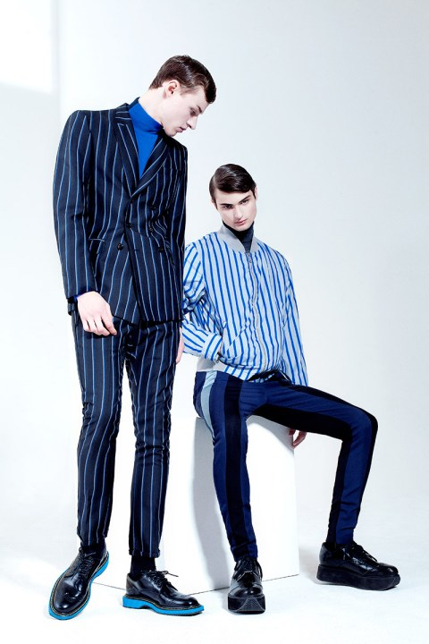"Image of Fucking Young! ""Alexey & Alexander"" Editorial"