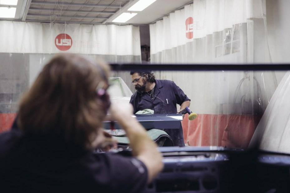 Image of Gear Patrol Explores the Mercedes-Benz Classics Center