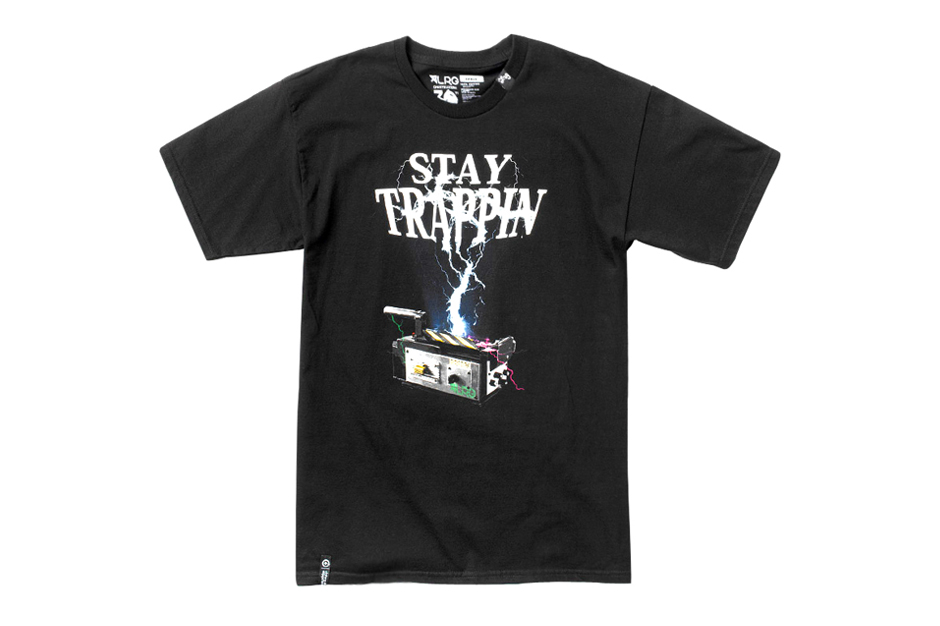 "Image of Ghostbusters x LRG ""Stay Trappin"" Tee"