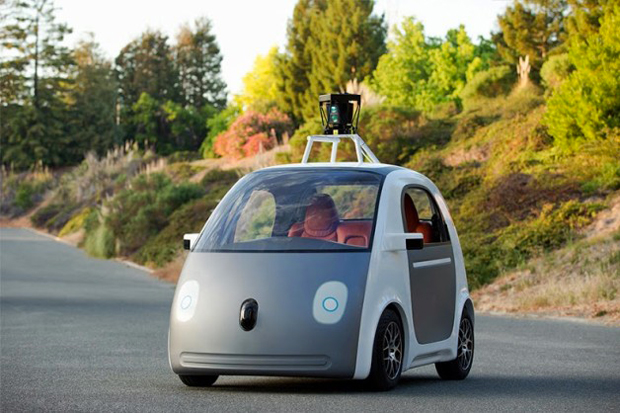 Image of Google Designs New Self-Driving Vehicles