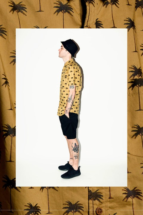 Image of Grand Scheme 2014 Summer Lookbook