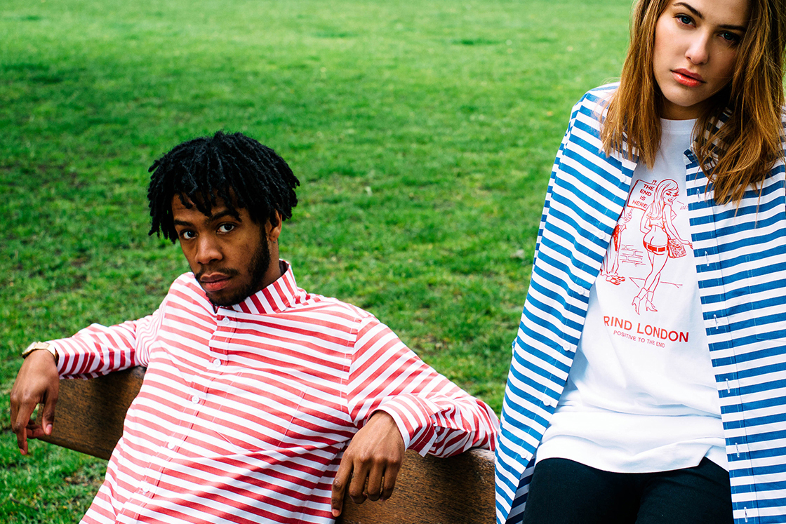 "Image of Grind London 2014 Spring/Summer ""Classic Summer Cuts"" Lookbook"