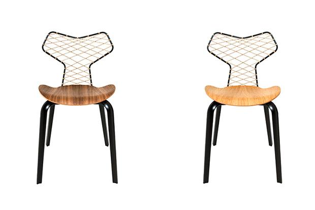 Image of Han Kjøbenhavn x Fritz Hansen Grand Prix Chair